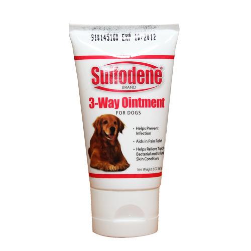 설포덴(Sulfodene)연고(피부병 치료) 56.7g