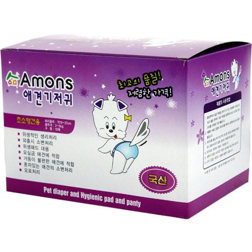 아몬스(AMONS) 애견기저귀 초소형견용