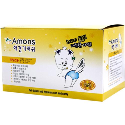 아몬스 애견기저귀 중형견용